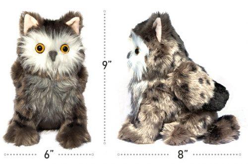 Fylax Owl Griffin Plushie