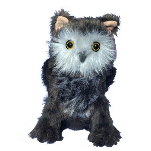 Scruffy Owl Griffin