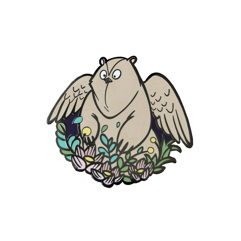 OwlBear Pin
