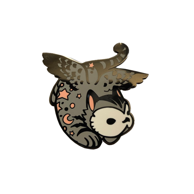 Owl Griffin Celestial Pin