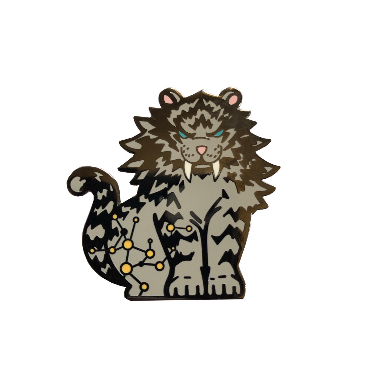 Saber Cat Hybrid Pin